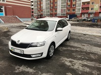 Skoda Rapid 1.2 Ambition TSI